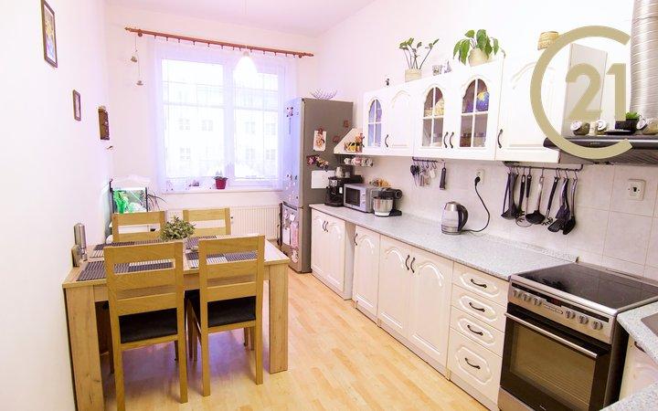 Prodej bytu 3+1, 67 m², ul. Topolová, Milovice, Mladá