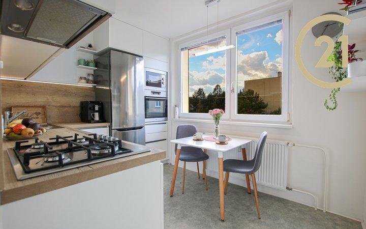 Prodej bytu 2+1 55 m2