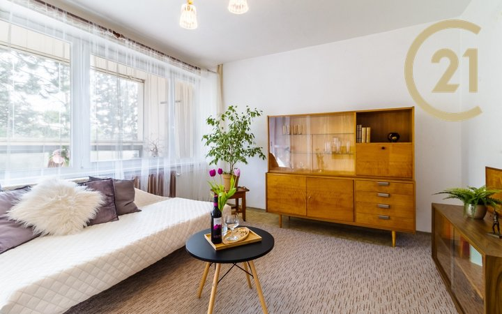 Prodej bytu 2+1, 63m² - Praha - Čimice