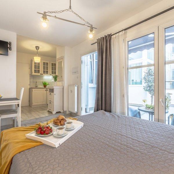 Prodej bytu 1+kk,  o rozloze 18,7m²