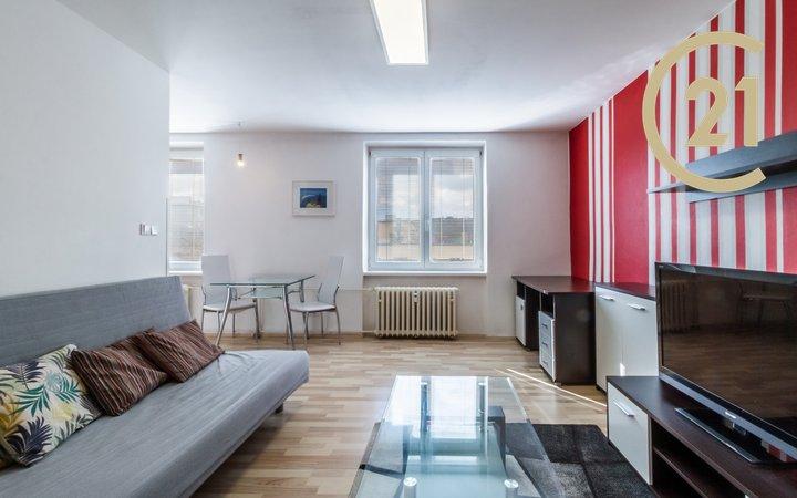 Pronájem, Byty 2+kk, 50 m² - Praha - Hloubětín