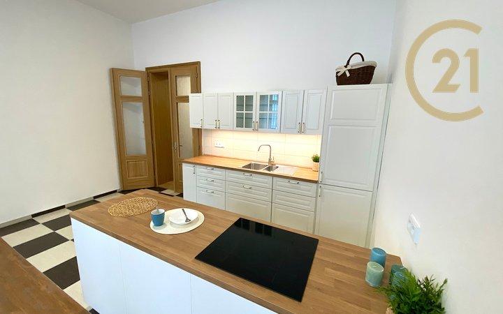 Pronájem bytu 1+kk s užitnou plochou 54,1 m2