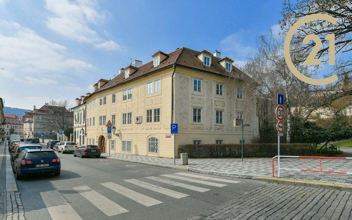 Prodej, byt 2+1, 55 m², P1 - Malá Strana, Valdštejnská ulice