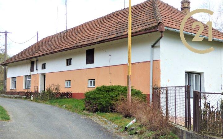 Prodej rodinného domu, Lubná u Kroměříže