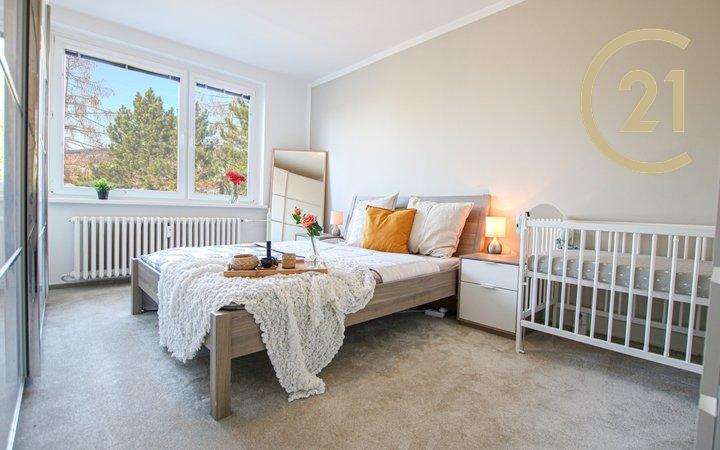 Prodej, Byt 2+1, 63 m²