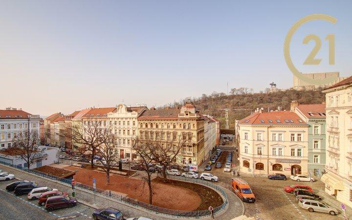 REZERVOVÁNO 3+1, 69 m², Praha 3, Blahníkova