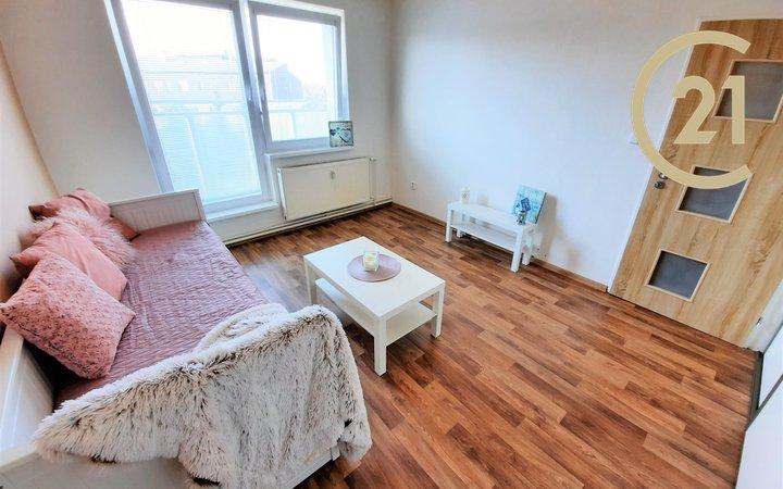 podnájem bytu 1+1, 30 m² - Olomouc - Lazce