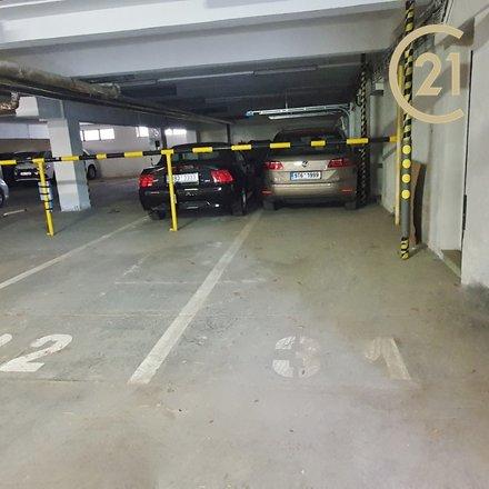Pronájem garážového stání Brno, Chodská