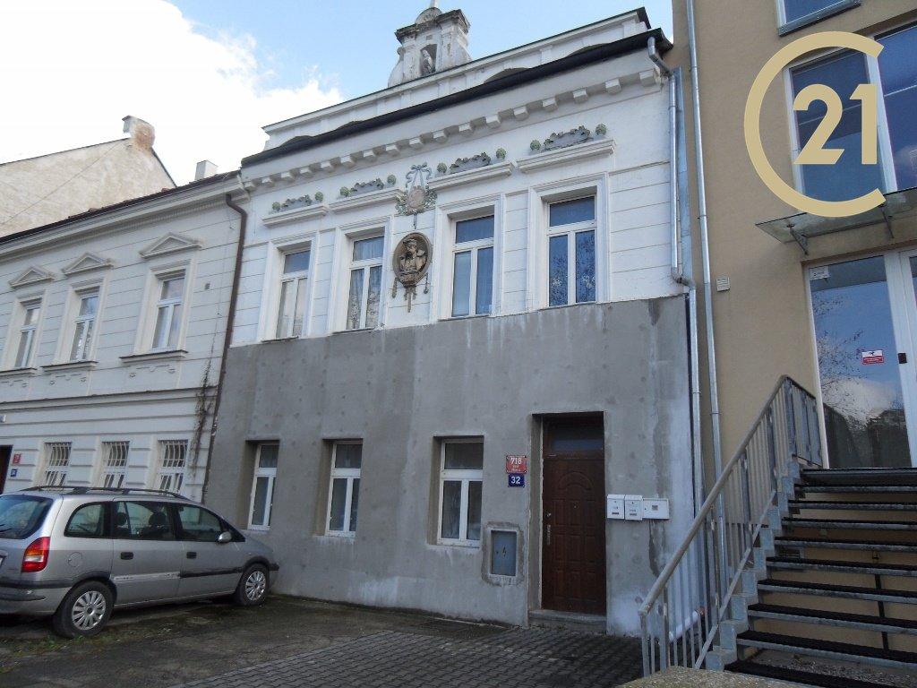 Prodej činžovního domu Praha-Libeň.