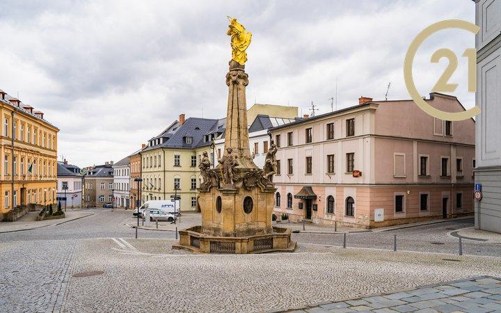Prodej, Byt 3+1, 105 m², Šternberk, Horní nám.