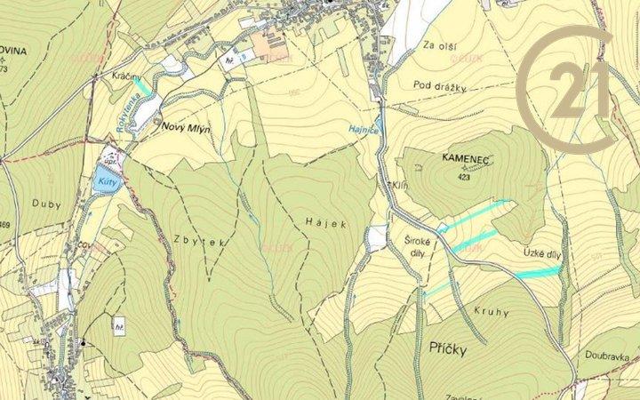 Rokytnice u Slavičína, zemědělské pozemky, CP: 14 226 m2
