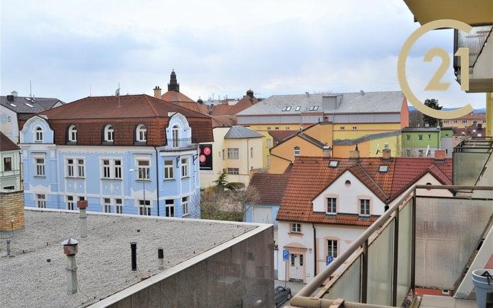 Byt 3+1, 64m2, České Budějovice, Lidická ul.