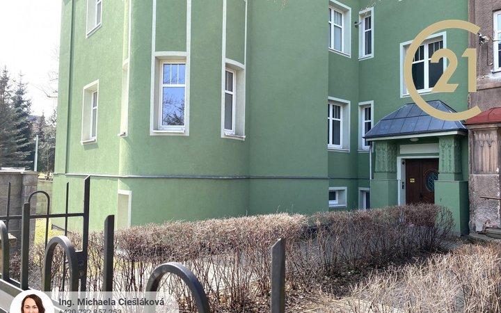 Prodej, byt 3+kk, 72 m², Liberec, Tyršova, s parkováním