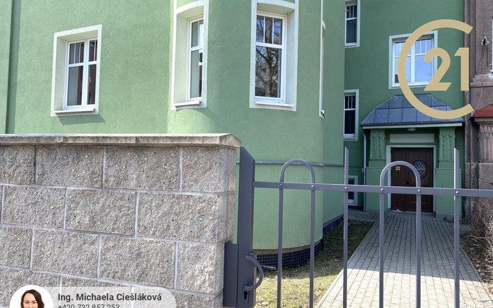 Prodej, byt 3+kk, 93 m², Liberec, Tyršova, s parkováním