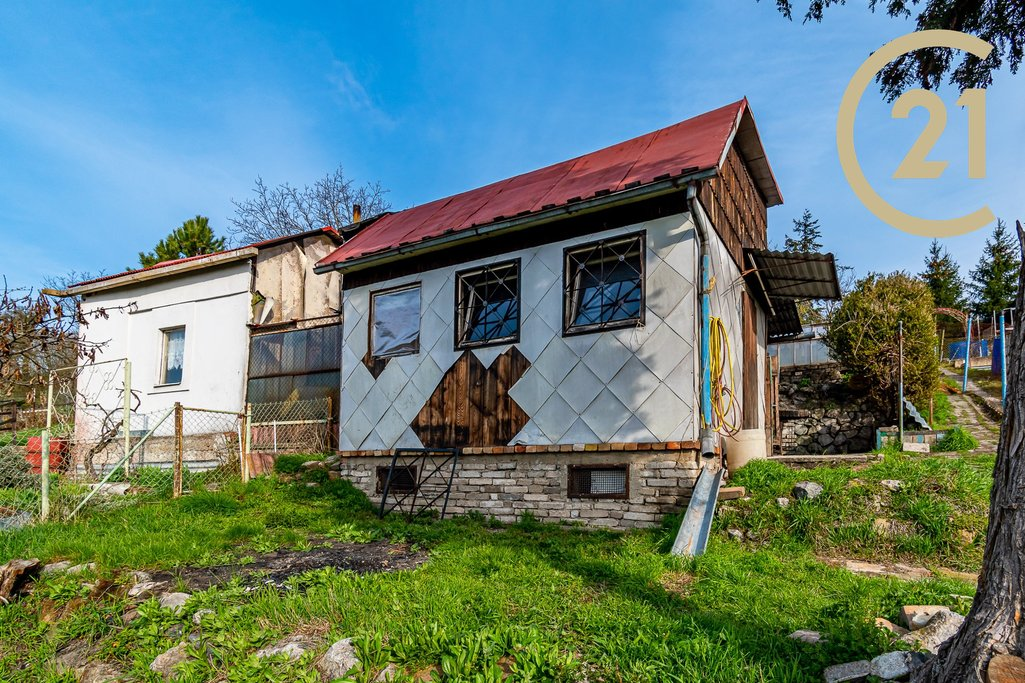 Prodej, Chata, 30m² - U dráhy Kladno