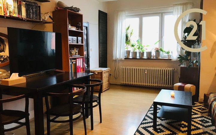 Pronájem, Byty 2+kk, 48 m² se slunnou terasou
