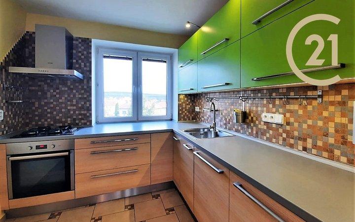 Pronájem bytu 2+kk, 67m² - Javorová, Hustopeče u Brna