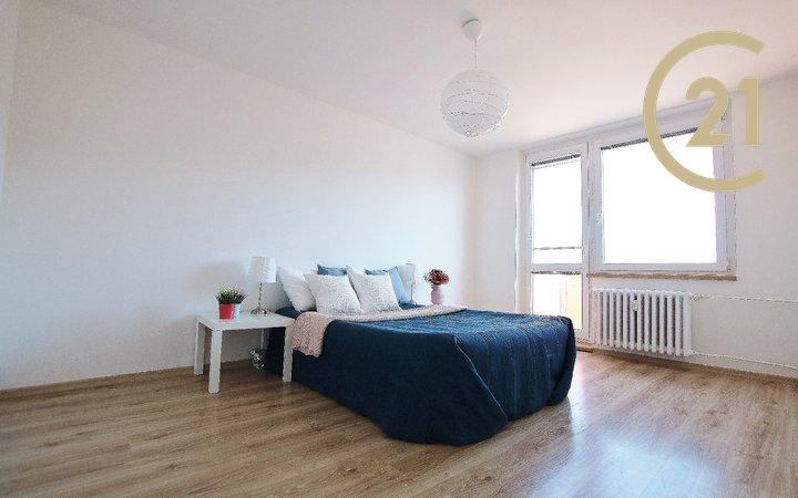 Pronájem bytu 1+1 36 m2 ul. Laštůvkova, Brno - Bystrc