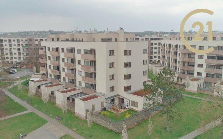 Moderní byt 3+kk s terasou a garážovým stáním ve vyhledávané lokalitě