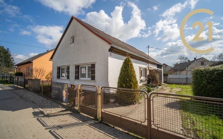 Prodej rodinného domu 100 m2, Klopina