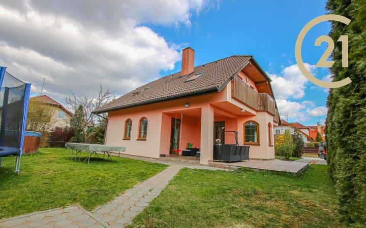 Prodej, Rodinné domy, 210m² - Troubsko