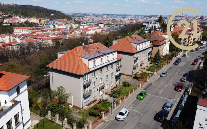 Prodej bytu 3+1/G (85 m2) v lokalitě Malvazinek, Praha 5