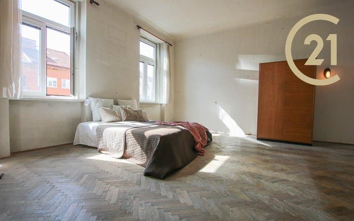 Prodej prostorného bytu 4+1, 148 m2, Brno - střed