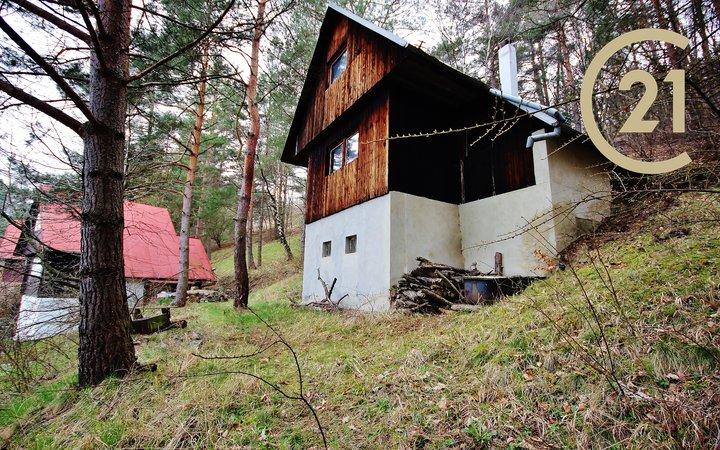 Prodej, Chata, 42m² - Kunštát - Sychotín