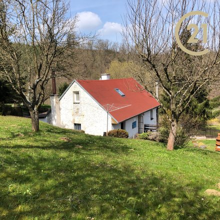 Prodej, Chalupa, 120 m², pozemek 992 m² - Krásná Hora nad Vltavou - Plešiště