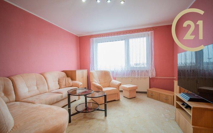 Prodej, Byt 3+1, 68 m² - Uničov, družstevní