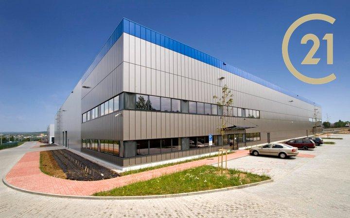 Pronájem, skladových/výrobních a kancelářských prostor Plzeň Křimice