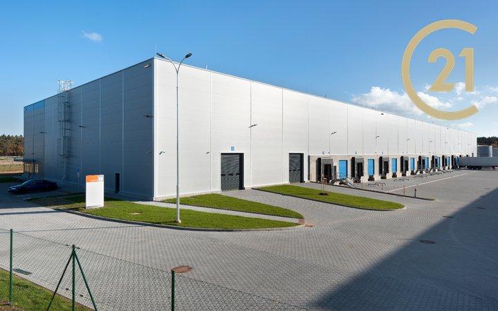 Pronájem, skladových/výrobních a kancelářských prostor Plzeň Vejprnice