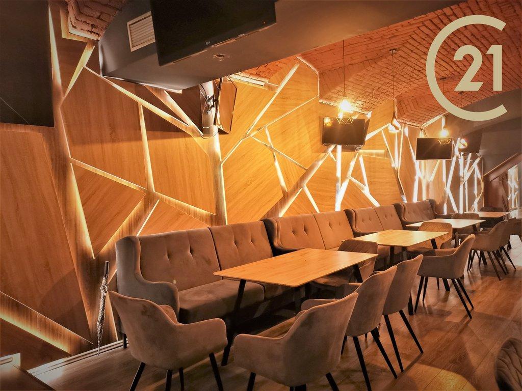 Pronájem restaurace 215m² Praha 1