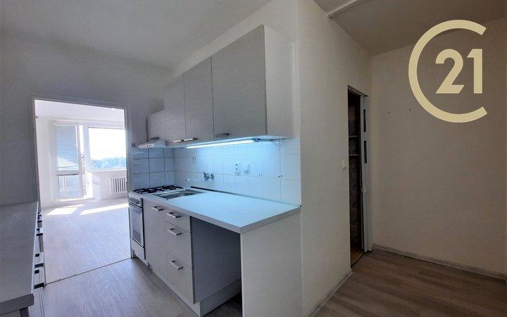 Pronájem bytu 1+1, 32m² - Prostějov - Vrahovice