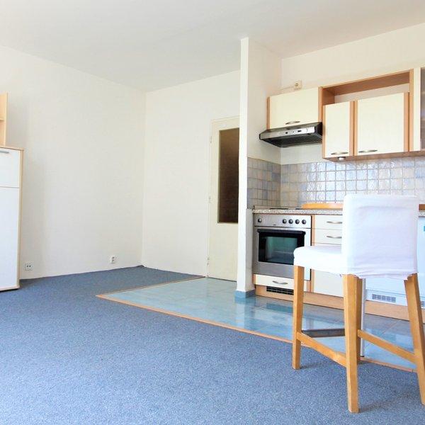 Prodej bytu 1+kk, Brno, Mutěnická, 31,33 m²