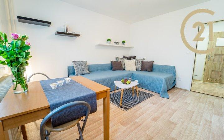 Prodej krásného bytu 3+1, Nová, Polabiny, Pardubice