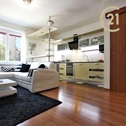Zrekonstruovaný byt 3+kk, Brno Rybářská
