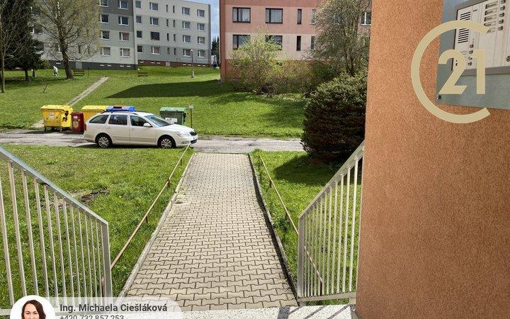Prodej, Byty 3+1, 71m² vč. lodžie, ul. Lounská, Liberec