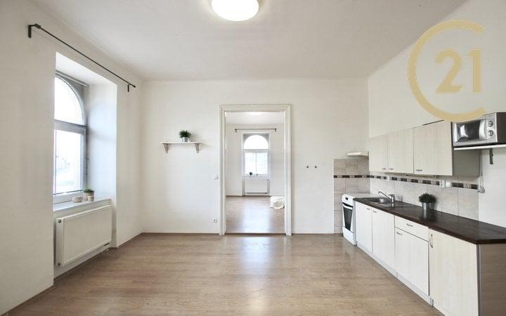 Pronájem bytu 3+kk, 87m² - Brno - Zábrdovice