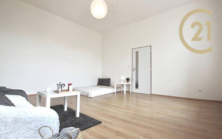 Pronájem bytu 2+kk, 49 m² - Brno - Zábrdovice