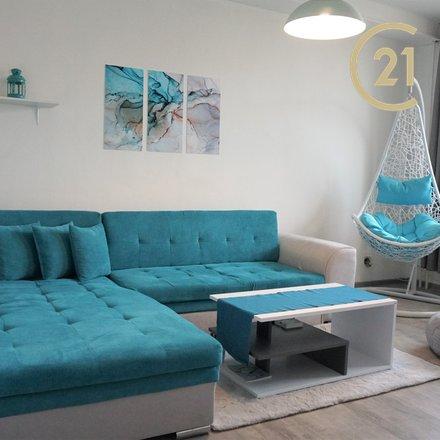 Pronájem bytu 2+1 s balkonem, 52m²,  Blansko