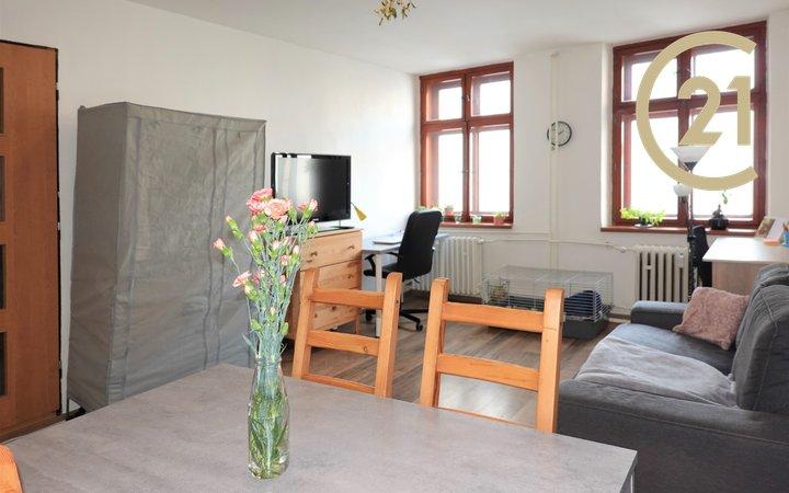 Pronájem Bytu 3+1 85m², Olomouc ul.Riegrova