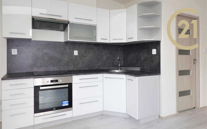 Pronájem Bytu 2+kk 80m² - Olomouc, ul. Riegrova