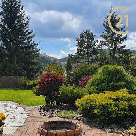 Prodej zahrady 756 m² s chatkou, Svatá Kateřina, část obce Šebrov-Kateřina, okr. Blansko