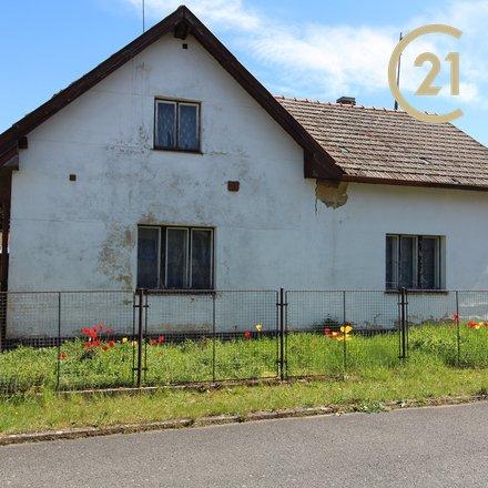 Prodej rodinného domu ke kompletní rekonstrukci, Olešná u Hořovic