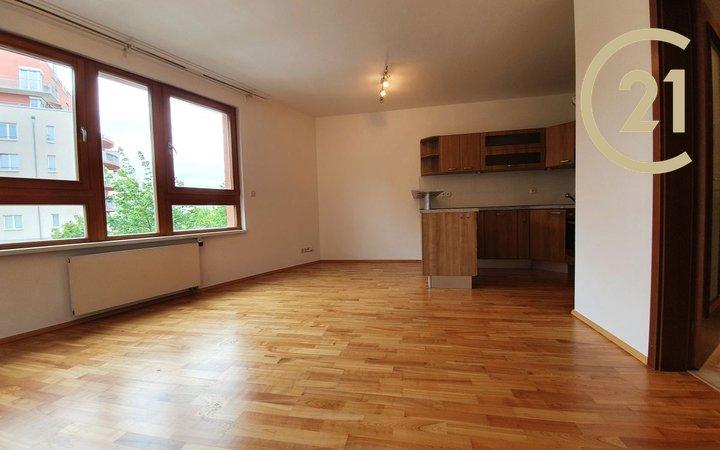 Pronájem bytu 2+kk/GS, 56 m², Praha - Záběhlice