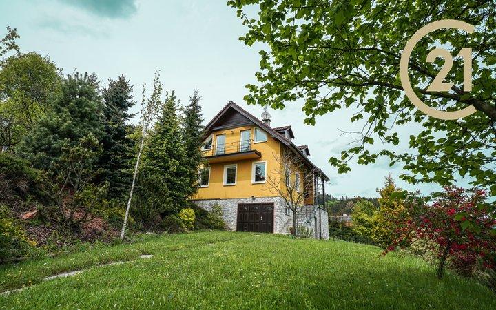 Prodej rodinného domu 4+1