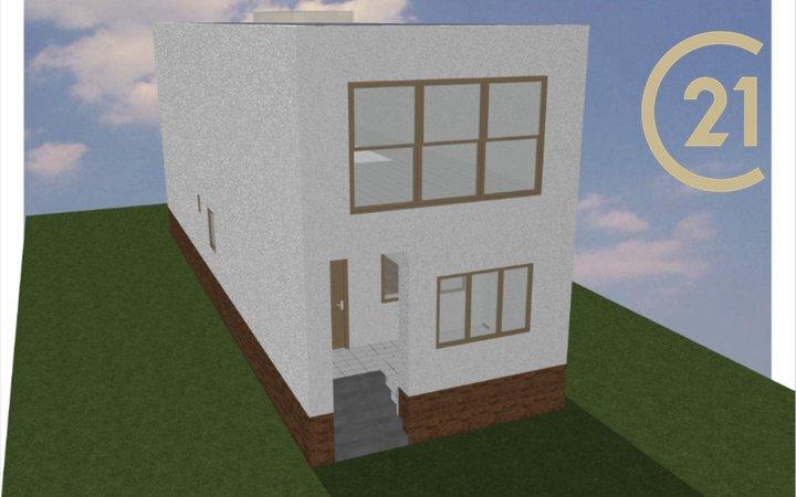 Prodej rodinného domu za cenu bytu, 72 m² - Králův Dvůr (Karlova Huť)
