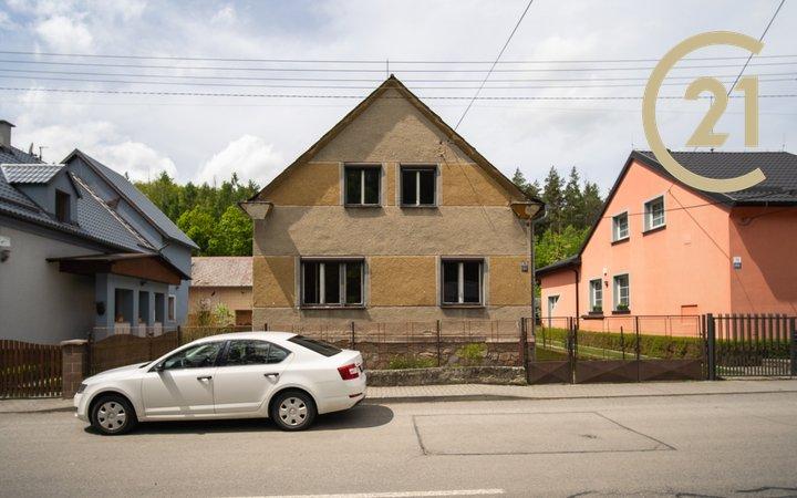 Prodej, Rodinný dům 3+1, Šternberk, Dolní Žleb