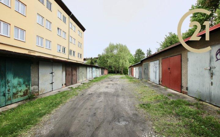 Prodej garáže, 16 m² - Jihlava